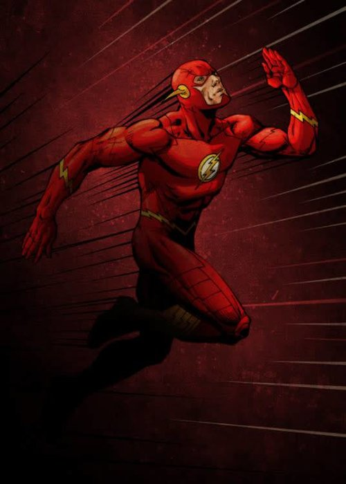 DC Comics Flash | Forces of Good and Evil