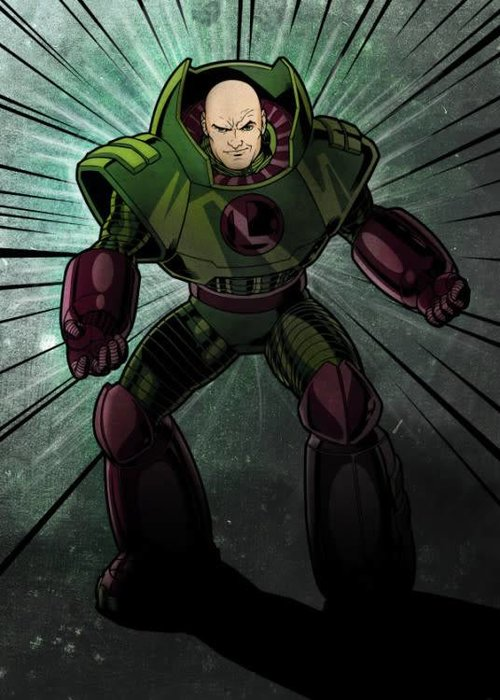 DC Comics Lex Luthor  | Forces of Good and Evil