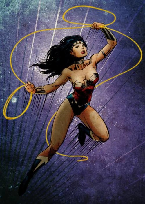 DC Comics Wonder Woman  | Forces of Good and Evil