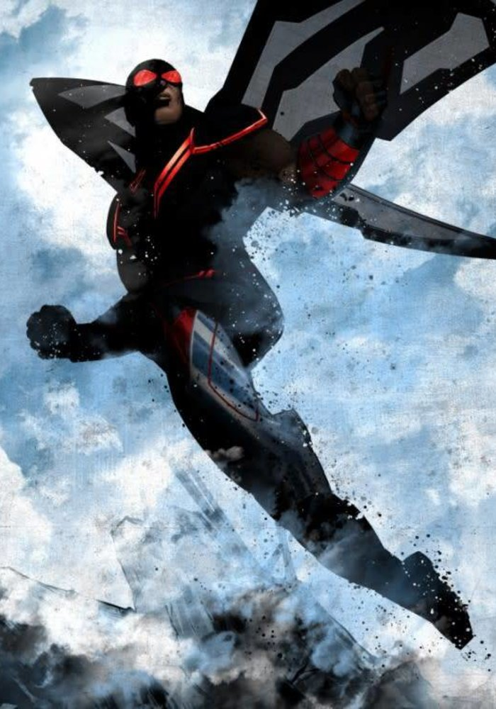 Falcon  | Marvel Dark Edition