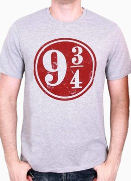 Harry Potter Platform 9¾ Grey - T-Shirt