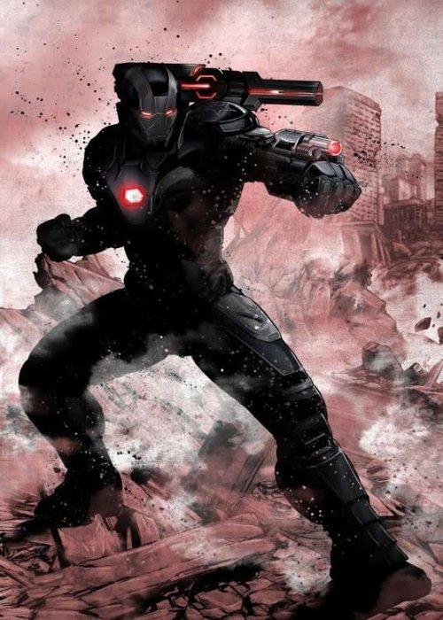 Marvel War Machine  | Marvel Dark Edition