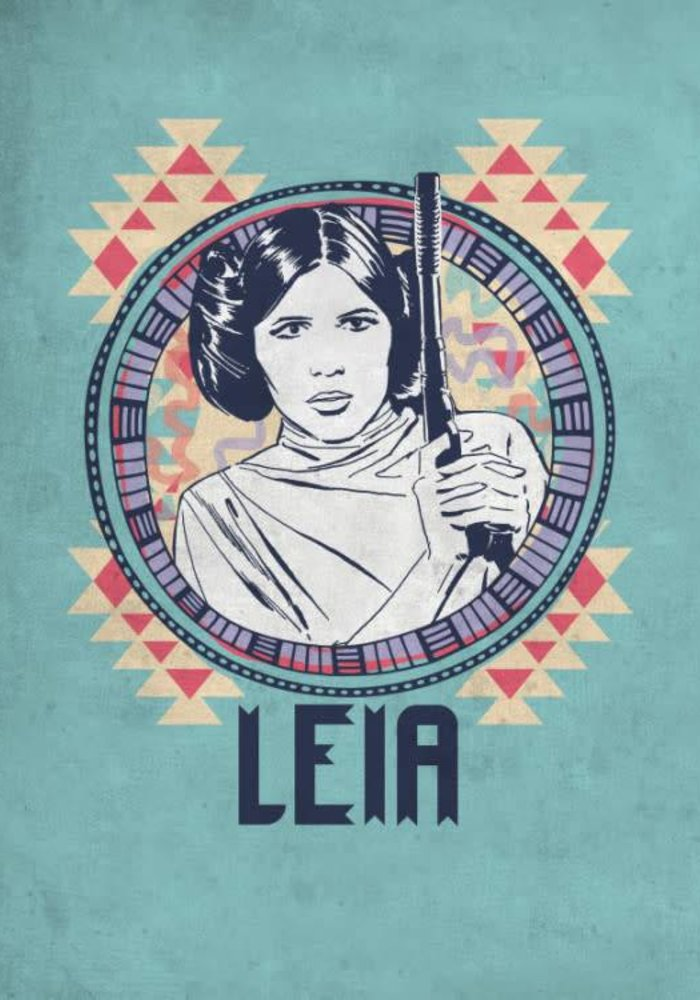 Leia  | Space Patterns