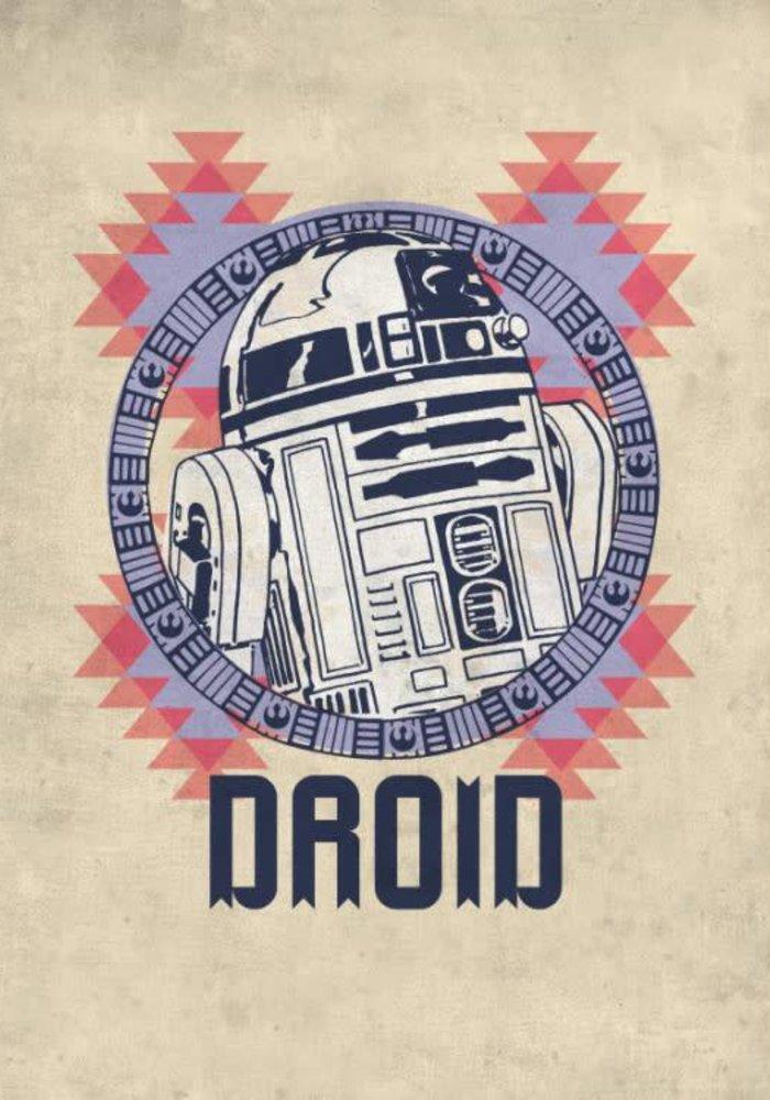 R2-D2  |  Space Patterns
