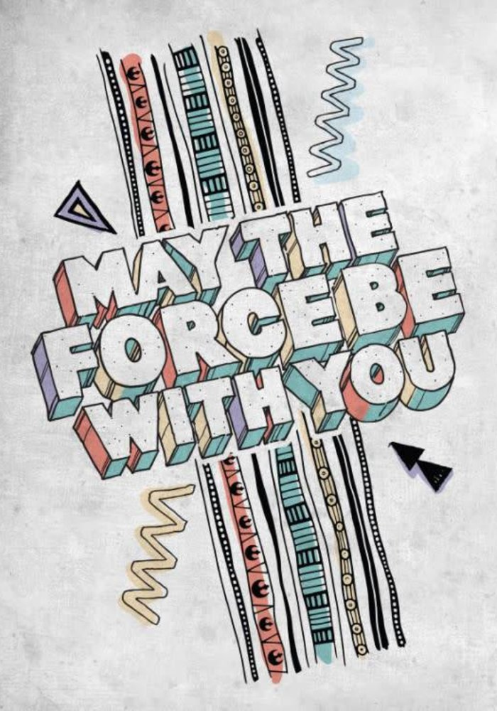 The Force     Space Patterns