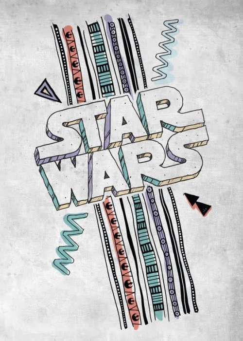 Star Wars Star Wars  |  Space Patterns