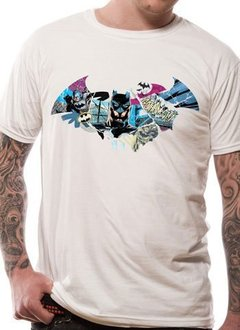 DC Comics Batman Gotham City Comic - T-Shirt