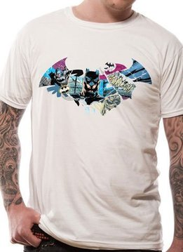 DC Comics Batman Gotham City Comic - T-Shirt