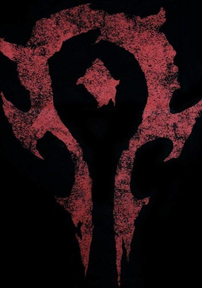 Warcraft Horde Logo   T-Shirt