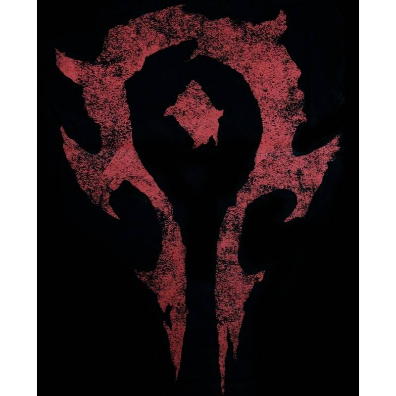 Blizzard Warcraft Horde Logo - T-Shirt