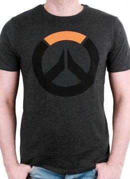 Blizzard Overwatch Black Logo | T-Shirt