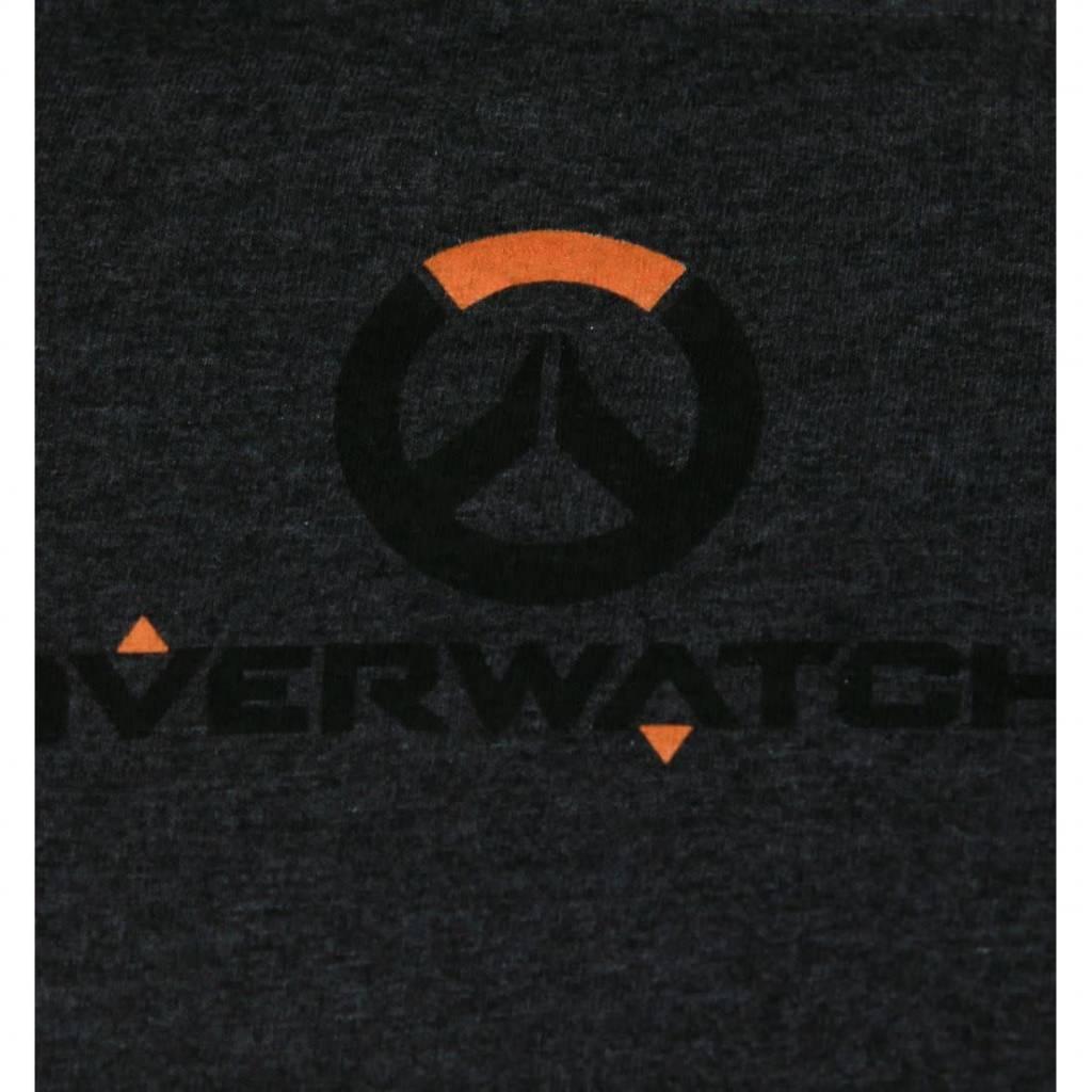 Blizzard Overwatch Black Logo - T-Shirt