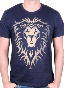 Blizzard Warcraft Alliance Silver - T-Shirt