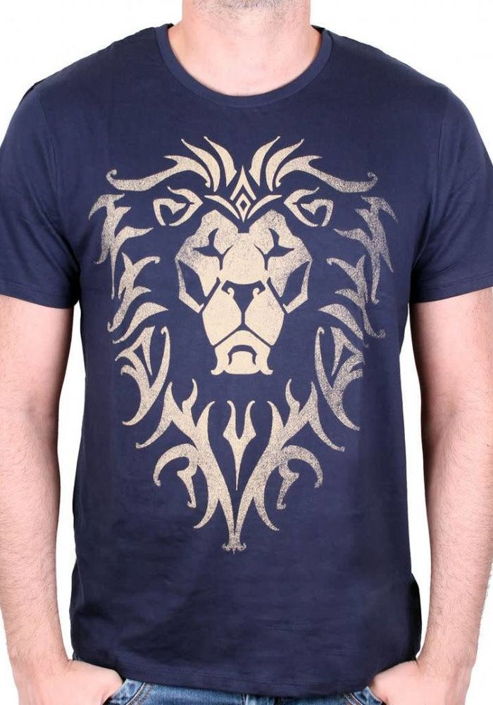 Warcraft Alliance Silver   T-Shirt