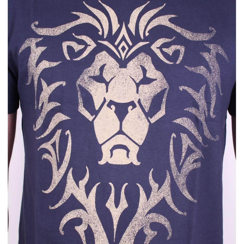 Blizzard Warcraft Alliance Silver | T-Shirt