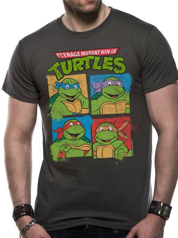 Ninja Turtles Turtles All members