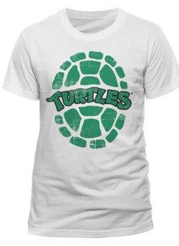 Ninja turtles green shell White