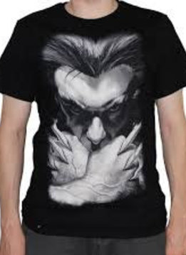 Marvel X-Men Wolverine Face - T-Shirt