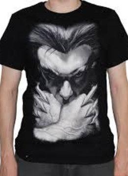 Marvel X-Men | Wolverine Face | T-Shirt