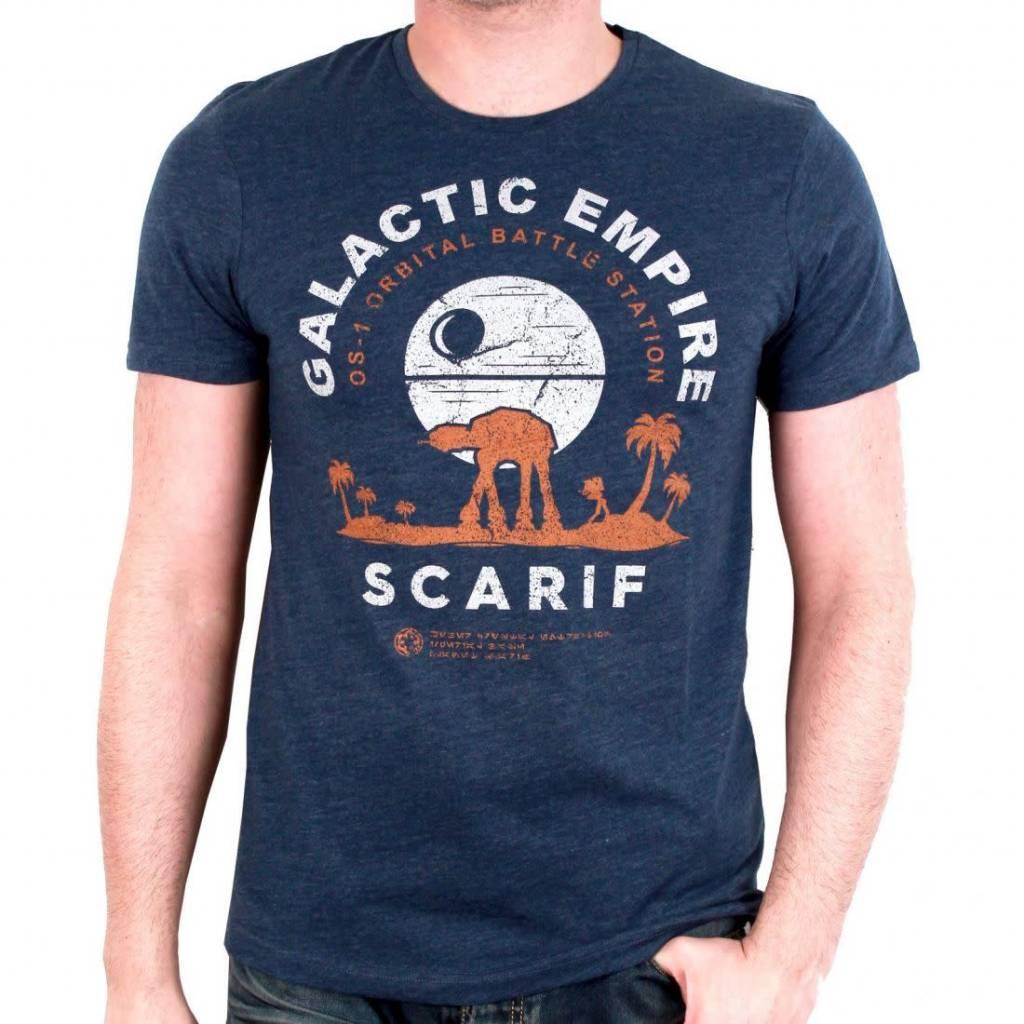 Star Wars Star Wars Battle of Scarif- T-shirt