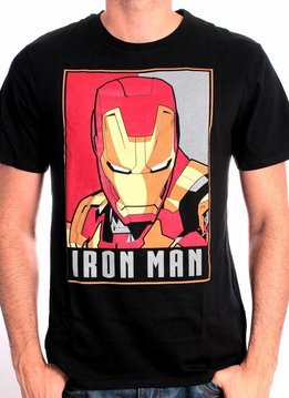 Marvel Iron Man Obey - T-Shirt