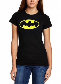 DC Comics Logo Batman - Female T-Shirt