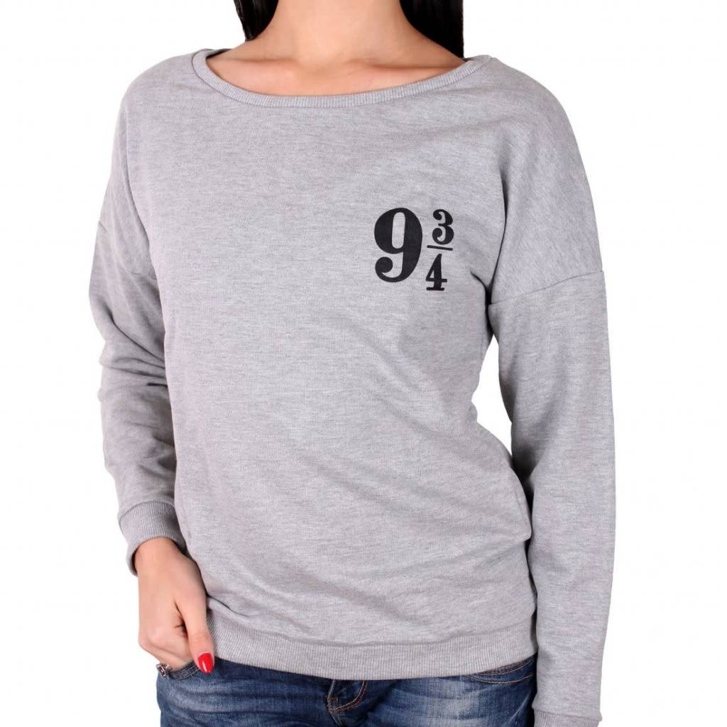 Harry Potter Harry Potter 9 3/4 - Female Sweater