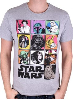Star Wars Star Wars Icons - T-Shirt