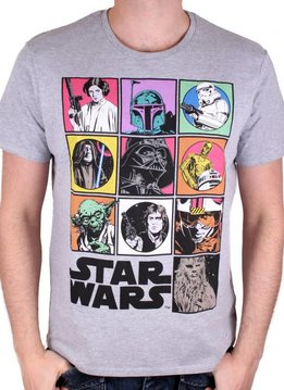 Star Wars Star Wars Icons - T-Shirt