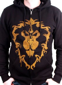 Uncharted World of Warcraft Alliance- Hoodie