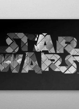 Star Wars Star Wars Shattered - Star Wars Force Sensitive - Displate First Numbered Print