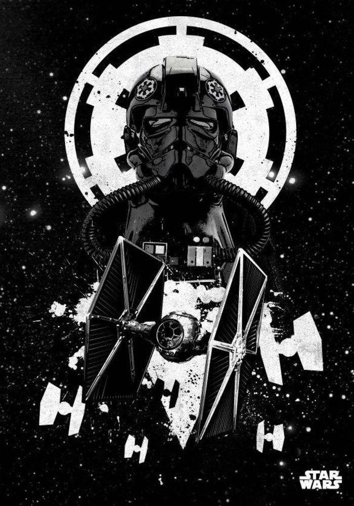 Tie Fighter Pilot  | Star Wars Pilots