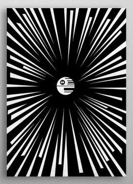Star Wars Death Rays - Star Wars Blueprints - Displate