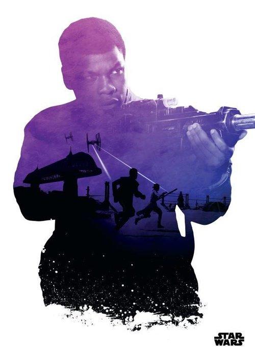 Star Wars Finn | Resistance vs First Order