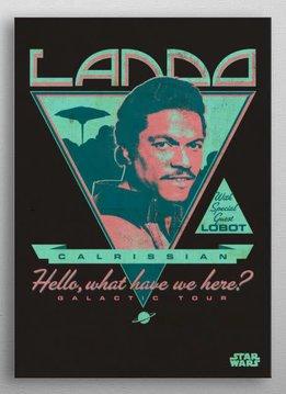 Star Wars Lando | Star Wars Legends | Displate