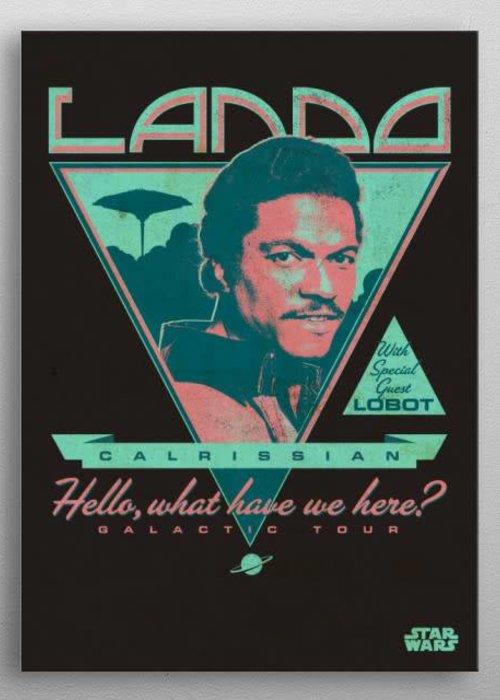 Star Wars Lando Calrissian | Star Wars Legends | Displate