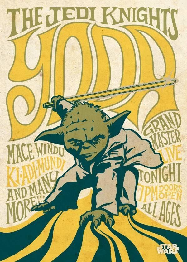Star Wars Yoda - Star Wars Legends - Displate