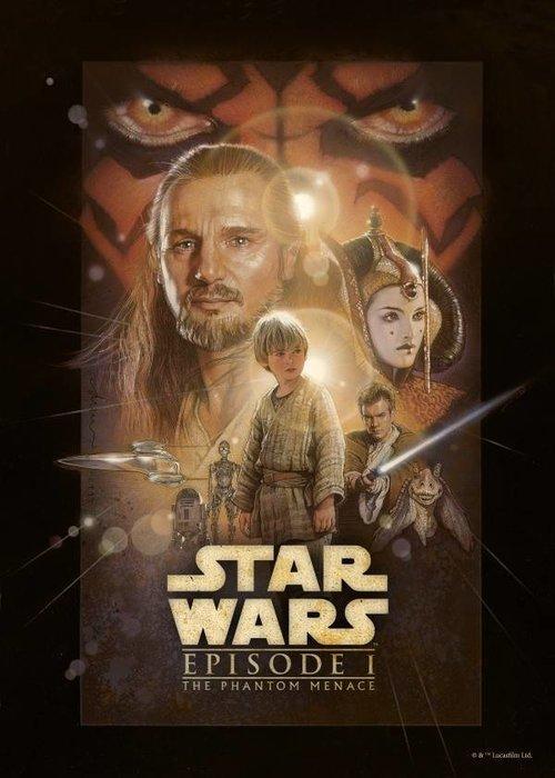 Star Wars The Phantom Menace  | Star Wars Movie Posters