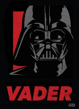Star Wars Darth Vader - Star Wars Icons Posters - Displate