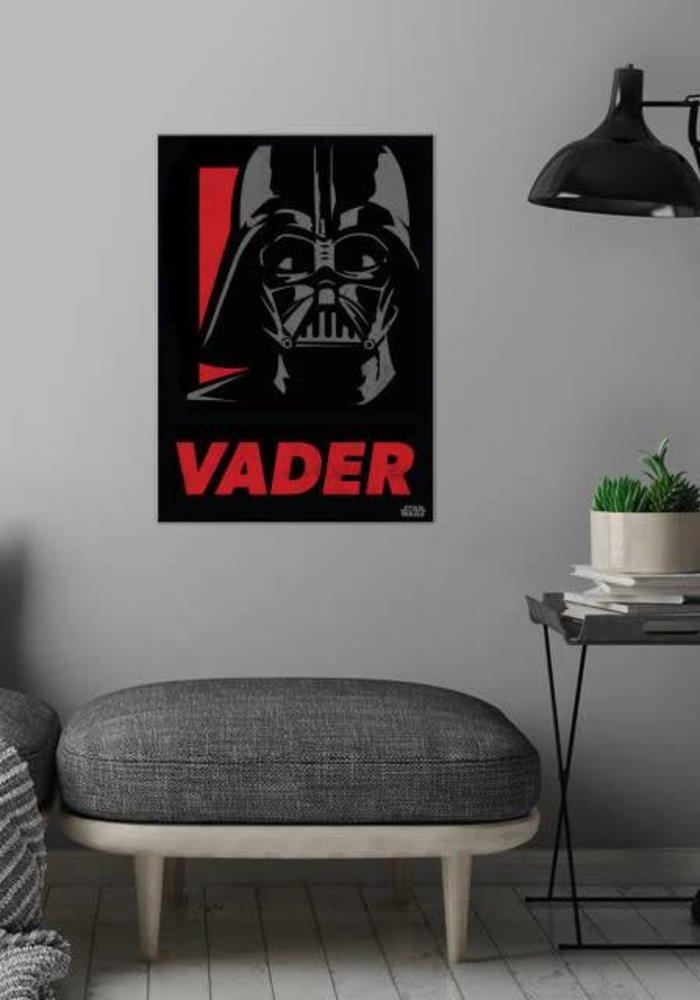 Darth Vader    Star Wars Icons Posters