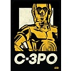 Star Wars C-3PO   Star Wars Icons Posters