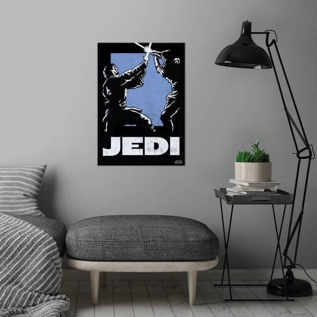 Star Wars Jedi - Star Wars Icons Posters - Displate