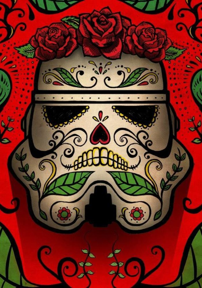 Muerte  | Masked Troopers