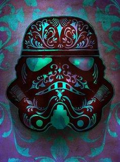 Star Wars Fluid - Star Wars Masked Troopers Displate