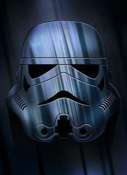 Star Wars Shadow - Star Wars Masked Troopers Displate