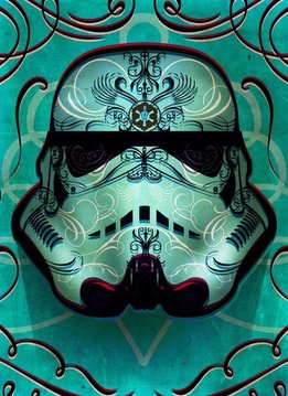 Star Wars Inked - Star Wars Masked Troopers - Displate