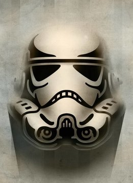 Star Wars Animated - Star Wars Masked Troopers Displate