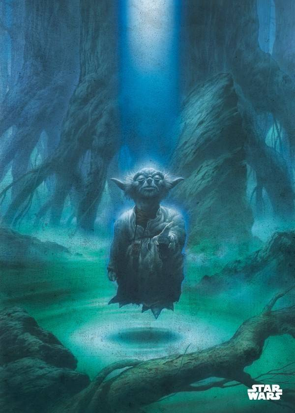 Star Wars Tranquility - Star Wars Epics - Displate