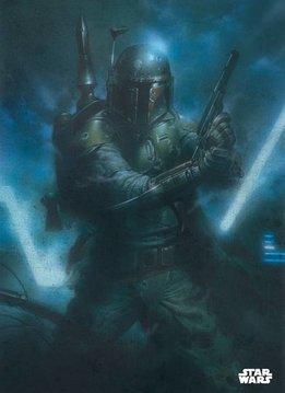 Star Wars Boba Fett | Star Wars Epics | Displate