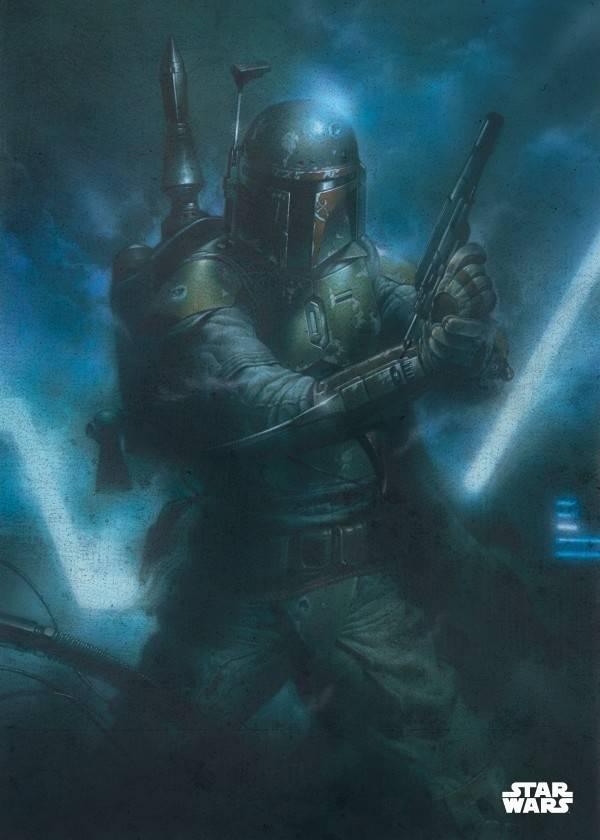 Star Wars Boba Fett - Star Wars Epics Displate